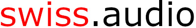swiss.audio Logo