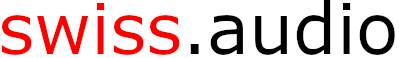 swiss.audio Logo